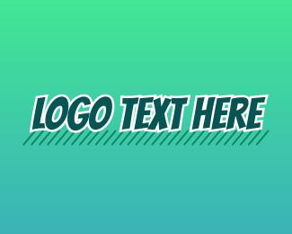 Art - Street Art Wordmark logo design