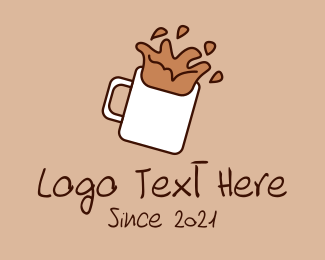 Homemade Coffee - Espresso Coffee Shop logo design