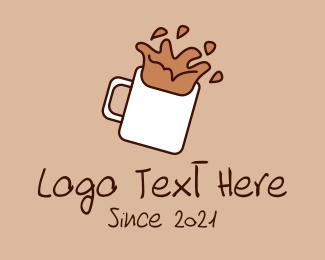 Espresso - Espresso Coffee Shop logo design
