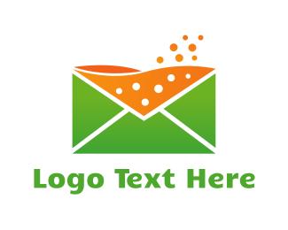 Mail - Juicy Mail logo design