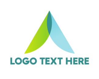Economy - Abstract Transparent A logo design
