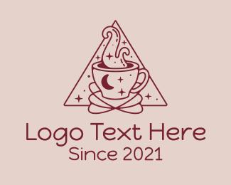 Coffee Shop - Magical Coffee Shop  logo design