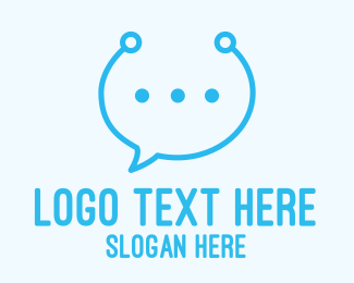Doctor - Medical Health Chat logo design