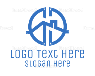 Roof - Roof Circle logo design