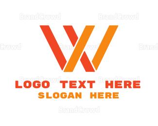 Orange - Orange Citrus W logo design