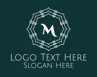 Pearl - Seashell Lettermark logo design