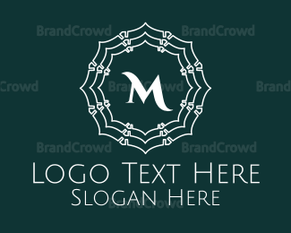 Aqua - Seashell Lettermark logo design