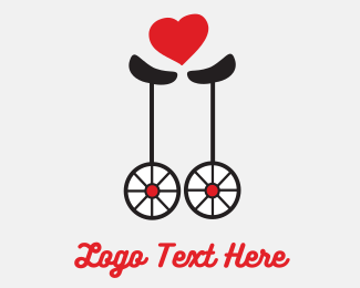Seat - LOVECYCLE logo design