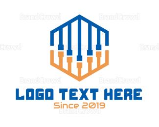 Musician - DJ Cords logo design