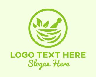 Organic Products - Organic Food Store logo design