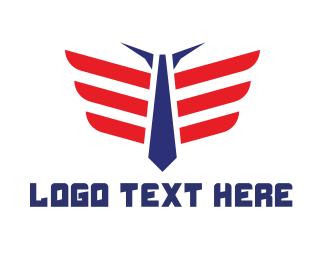 Pilot - American Pilot logo design