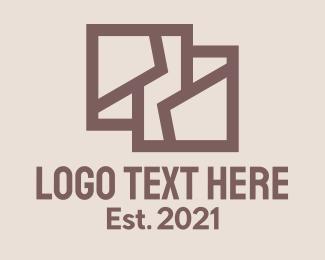 Designer - Brown Interior Designer logo design