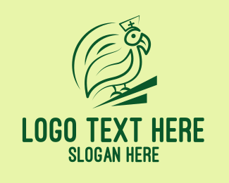 Nurse - Medical Bird Nurse logo design