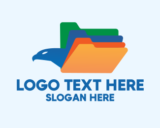 Compilation - Logistics Files logo design