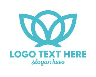 Bunny - Bunny Leaf logo design
