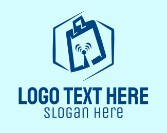 Signal - Online Shopping Signal logo design