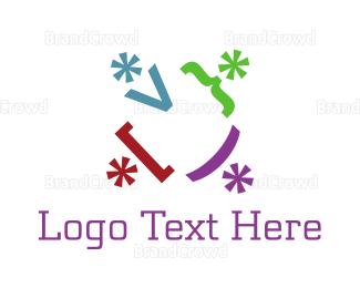 Code - Code Symbols logo design