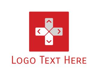 Game Developer - Swiss Gaming logo design