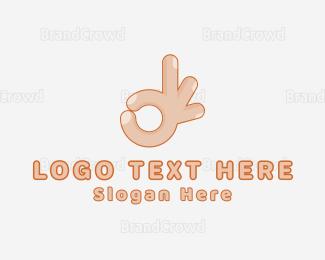 Approval - Okay Sign logo design