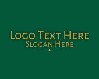 Lawyer - Yellow Lawyer Wordmark logo design