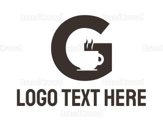 Mocha - Coffee Letter G logo design