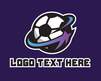 Goalkeeper - Soccer Star Orbit  logo design