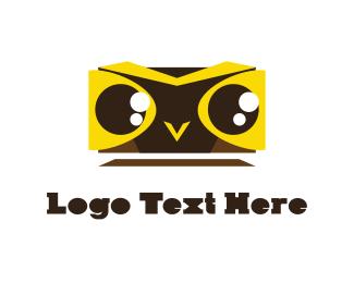 Yellow Owl Logo