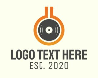 Disco - Music Disco Laboratory logo design