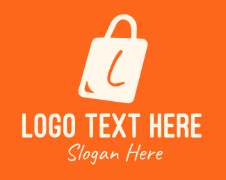 Mart - Shopping Bag Lettermark logo design