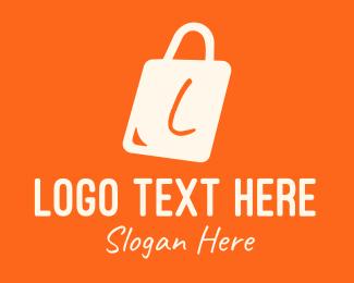 Mart - Shopping Bag Letter logo design