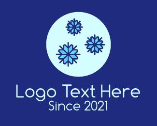 Winter - Winter Snowflakes logo design