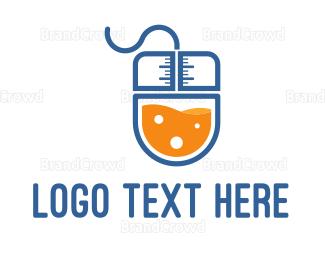 Mice - Computer Science logo design