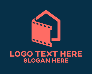 Premier - Entertainment Film Movie Studio logo design