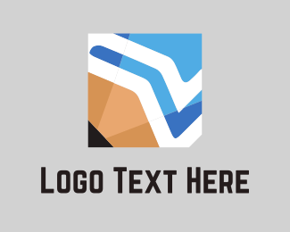 Blog - Square Pencil logo design