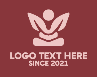 Mind - Zen Yoga Spa logo design