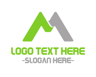 Industrial Modern M Logo