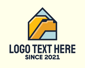 Doggy - Dog Shelter logo design