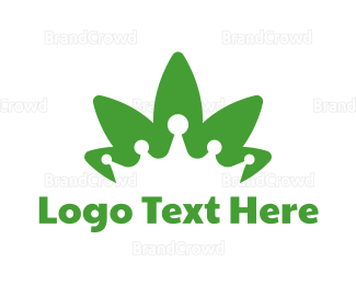 Joint - Royal Cannabis  logo design