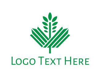 Therapist - Nature Canada logo design