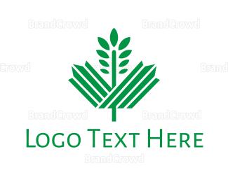 Sprout - Nature Canada logo design