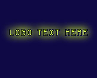 Glow - Toxic Glow logo design
