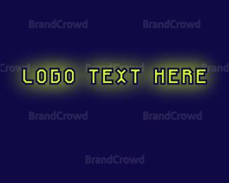 Venom - Toxic Glow logo design