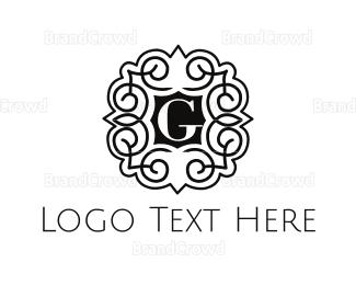 Emblem - Letter G Emblem logo design