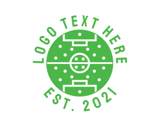 Federation - Soccer Tactics logo design