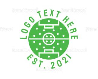 Federation - Soccer Tactics logo design