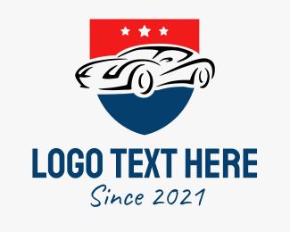 Insurance - Premium Car Insurance logo design