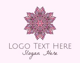 Beauty - Decorative Flower Letter logo design