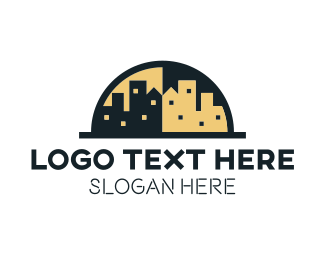 Day - Night & Day Buildings logo design