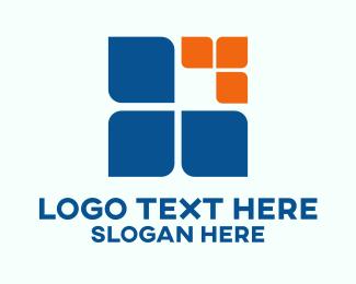 Marketing - Marketing Flower logo design