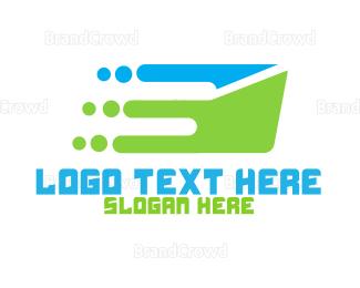 Airmail - Fast Mail logo design